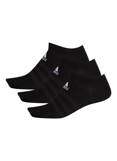 adidas Adidas Günlük Giyim Çorap Light Low 3Pp Dz9402 Siyah